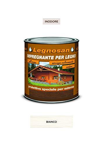 Veleca legnosan, Imprägnierung für Holz, Weiß