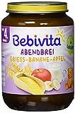 Bebivita Grieß-Banane-Apfel, 190 g