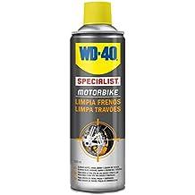 WD-40 Specialist Motorbike 34061 Spray Limpia Frenos, 500 ml