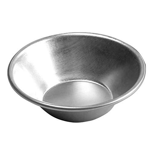BESPORTBLE 10 stücke Aluminiumlegierung Antihaft-Ei Torte Form Mini Torte Cupcake Kuchen Muffin Pan Cookie Pudding Formen Backen Werkzeug
