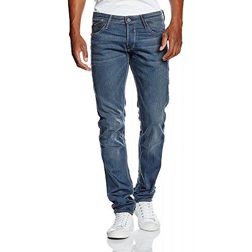 Le Temps des Cerises Jh711baswc417sc-jeans Uomo    blu 27 W/34 L