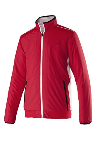 Buste vêtements club hEAD veste pour homme Rouge - Rouge