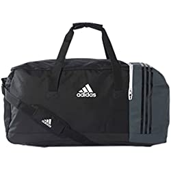 adidas Tiro Tb Bolsa de Deporte, Unisex Adulto, Negro (Negro / Griosc / Blanco), M