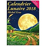 Calendrier lunaire 2018 - Calendrier lunaire diffusion - 01/09/2017