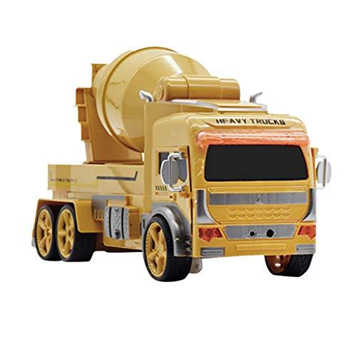 TwoCC Rc Truck 1:12 Gesten Sensing Fernbedienung Stunt Car Truck Mixer Uhr Mit Dem Auto Engineering Roboter Auto Elektro Toy Boy Geschenk Girl Car Toy Rc -