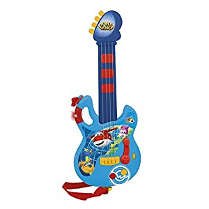 Super Wings Superwings Guitarra (Claudio Reig 2124)