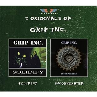 Grip Inc.: Solidify/Incorporated (Audio CD)