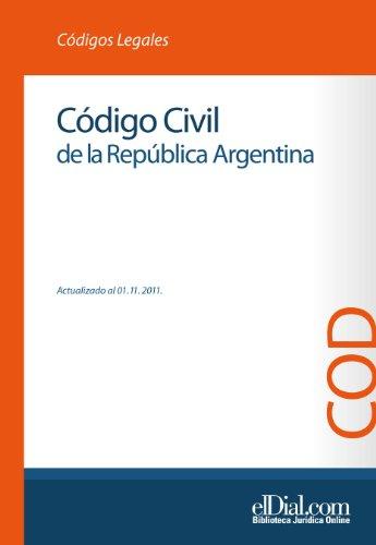 Código Civil de la República Argentina por Editorial Albrematica