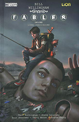 Fables deluxe: 13