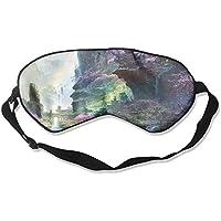 Sleep Eye Mask Fantastic World Lightweight Soft Blindfold Adjustable Head Strap Eyeshade Travel Eyepatch E8 preisvergleich bei billige-tabletten.eu
