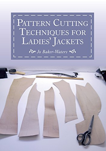 Pattern Cutting Techniques for Ladies' Jackets (English Edition)