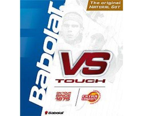 Babolat Tennissaite Vs Touch Bt7 12m Natur, Natur, 1.30, 201021