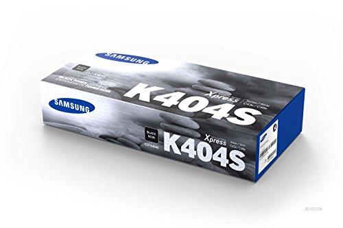 Samsung CLT-K404S Toner, schwarz (Modell Farb-laser-drucker)