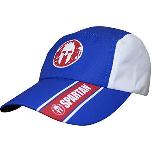 wachsene Performance Race Hat Mütze, Spartan Red White & Blue, Einheitsgröße ()