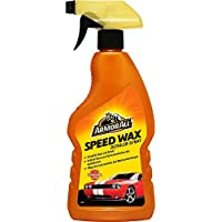 Armor All 1504723oz Speed Wax Spray, 16.9 Oz - ukpricecomparsion.eu