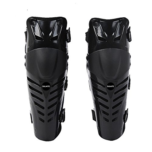 Ahomi motorcycle tre ginocchiere adulto parastinchi ginocchio Protector brace motocross MX ATV Dirt bik