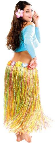 Kostüm Lustig Slutty - infactory Kostüm: Hawaii-Rock für Erwachsene (Sexy Halloween Kostüm)