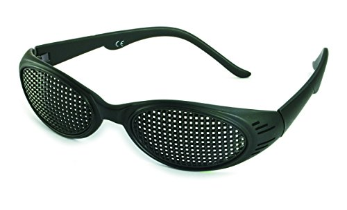 Lunettes à Grille 415-KSP - de forme carrée grille - noir - Incl. f883b07c7778