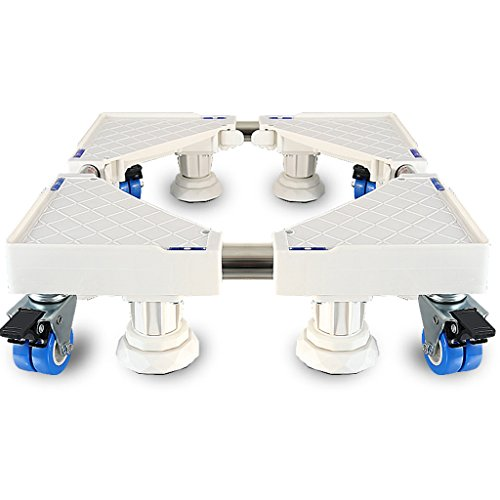 Kabinettbasis XXGI Universaltrommel-Waschmaschine-Wasserdichte niedrige Wellen-Höhe (10.5-11.3Cm) justierbare bewegliche Haltewinkel-Kühlschrank-Klimaanlagen-Klammer