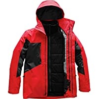 THE NORTH FACE M Clement Tri Jkt -Fall 2018-(T934N5WU5) - Fiery