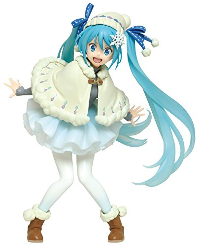 Vocaloid Hatsune Miku Original Winter Clothes Ver. PVC Figure