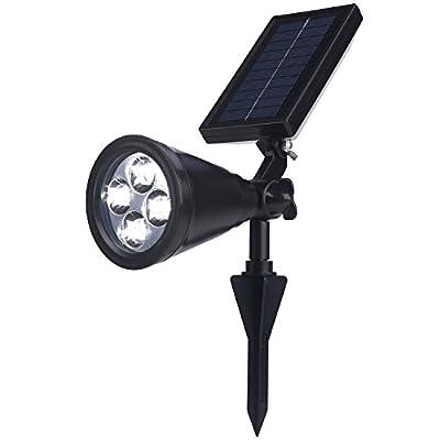 Mabor Solar Spotlight - low-cost UK wall light store.