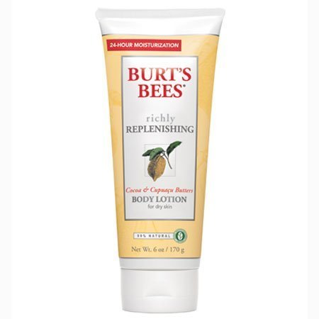 Burt's Bees Richly Replenishing Cocoa & Cupuaca Butters Body Lotion by Burt's Bees