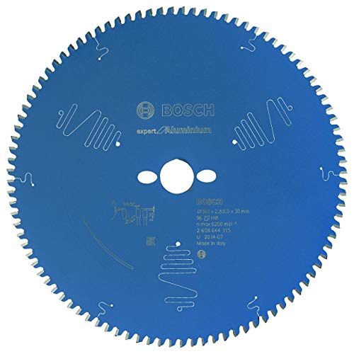 Bosch 2608644115 Lame de scie circulaire expert for aluminium 305 x 30 x 2,8 mm 96