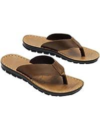 0b624d31f13eed Hausschuhe HUYP Mode Flip Flops Herren Sandalen Persönlichkeit Strand Schuhe  Student Flip-Flops (größe   43…