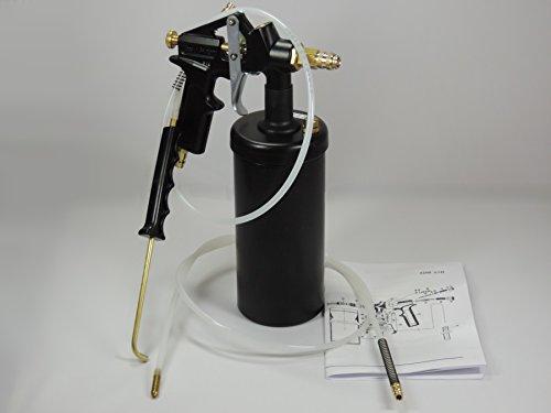 Preisvergleich Produktbild Druckbecherpistole Vaupel 3200 ASKR mit Hakendüse und Hohlraumschlauch