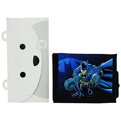 Dc Comics Batman Portefeuille Porte-Monnaie Cartes Pochette