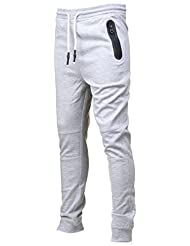Kaporal Pantalon De Jogging Garçon Made Grey Melanged