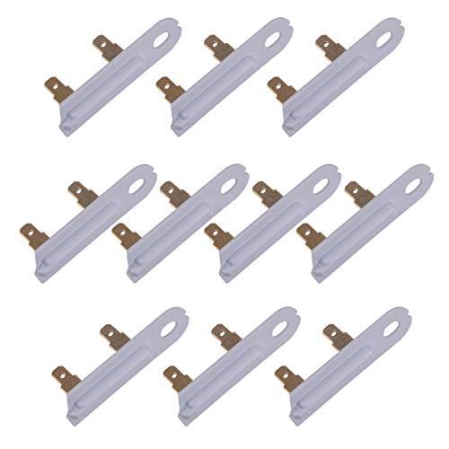 10 stücke Modell WP3392519 Trockner Thermal Gebläse Sicherung fit für Whirlpool AP6008325 / PS11741460 / PS345113