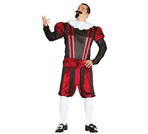 Imagen de disfraz de príncipe de época para hombre