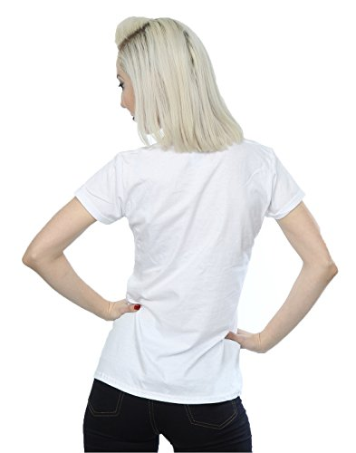 Suicide Squad Femme Harley Quinn Bad Girl T-Shirt Blanc