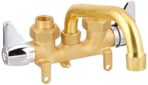 Design House 545749 Ashland Laundry Tub Faucet, Brass