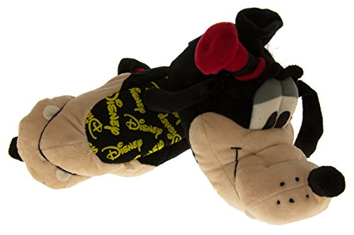 Footwear Studio , Chaussons pour garçon Goofy Rouge