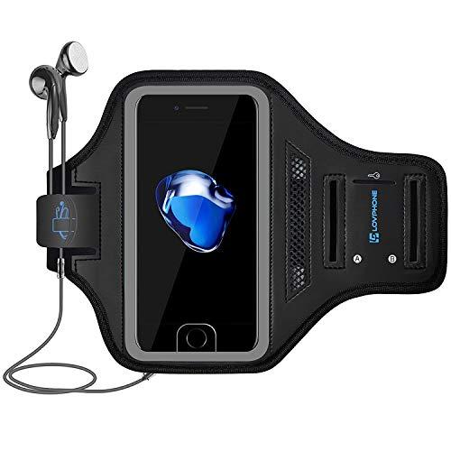 iPhone 7Plus Armband-lovphone Sport Running Fitness Gym Sportband Armband für Apple iPhone 7Plus, wasserabweisend & schweißfeste
