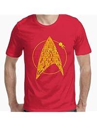 Camiseta - diseño Original - Star Trek  La Nueva generación - XL 9468e68e87cdd