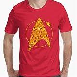 Camiseta - diseño Original - Star Trek: La Nueva generación - XL