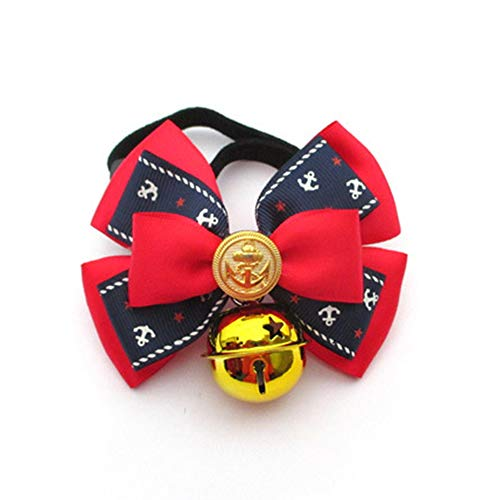 Christmas Pet Dog Cat Adjustable Bow Tie Collar, English Retro Earl Cats Dogs Bow Tie,Pet Collar Clothing Accessories,birthday Gift,Halloween,Advent Day,New Year's Gifts