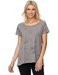 Suchergebnis auf Amazon.de für: smiley t shirt - Damen