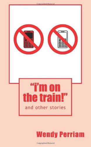 i'm on the train!