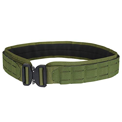 obra Tactical Belt 121175 - Grün - Large/X-Large : 46.5/50.5