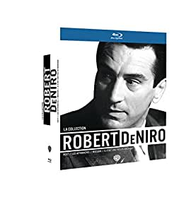 La Collection Robert De Niro - Il était une fois en Amérique + Les affranchis + Heat + Mission [Blu-ray]