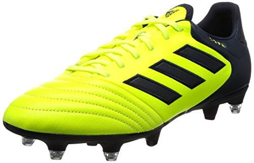 adidas Copa 72 SG, Scarpe da Calcio Uomo, Giallo (Solar Yellow Legend Ink), 44 EU