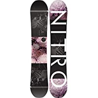 Nitro Mujer Freestyle Snowboard Arial BRD '19, Mujer, 0, 146