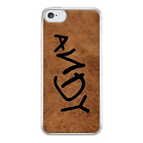Fun Cases Andy Footprint - Toy Story Phone Case - iPhone 5c Compatible