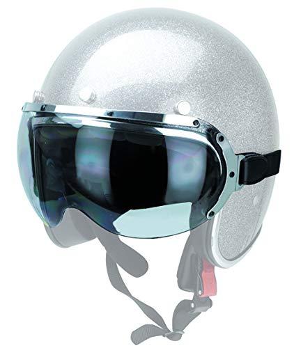Kochmann Visierbrille Ergänzung für Jethelme leicht getönt