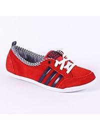 Adidas Schuhe Rot Damen
